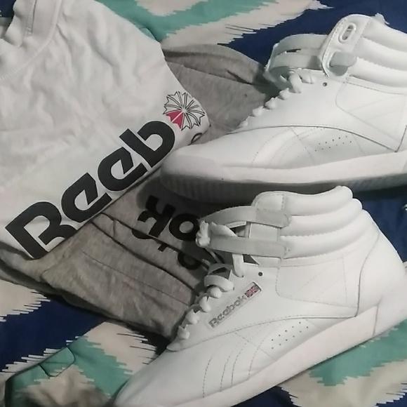 c49d12607ae Reebok Shoes | Gym Outfit Xl 8 Womens | Poshmark